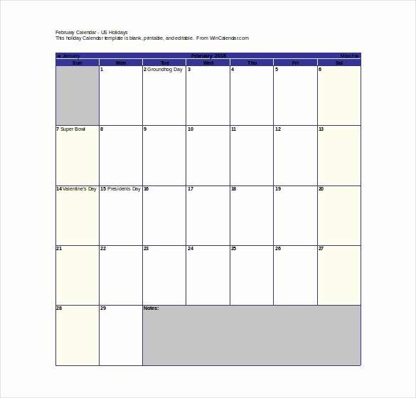 Calendar Templates for Microsoft Word Awesome 16 Printable Microsoft Word Calendar Templates