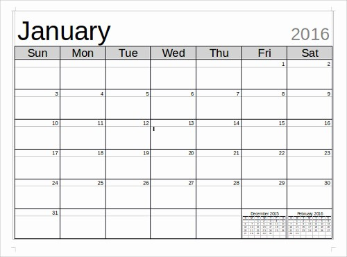 Calendar Templates for Microsoft Word Lovely 25 Microsoft Word Templates