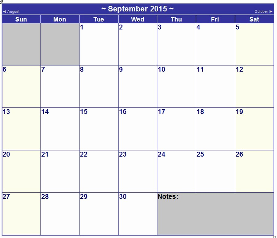 Calendar Templates for Ms Word Awesome 2015 Calendar Template Microsoft Word