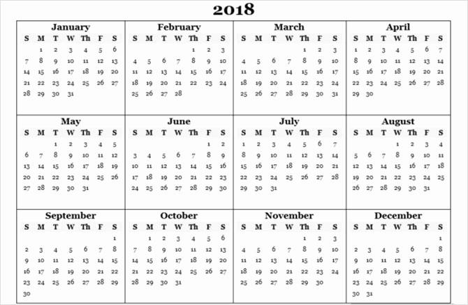 Calendar Templates for Ms Word Inspirational the Best Free Microsoft Fice Calendar Templates for