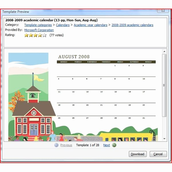 Calendar Templates for Ms Word Lovely How to Make A Calendar In Microsoft Word 2003 and 2007