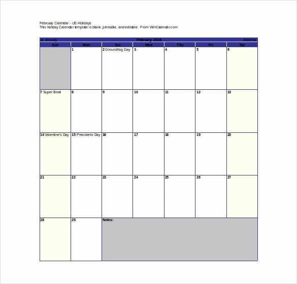 Calendar Templates for Ms Word Unique 16 Printable Microsoft Word Calendar Templates