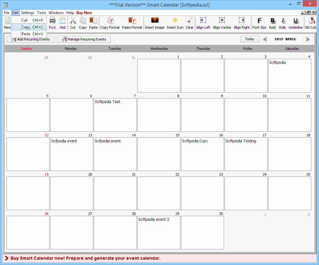 Calendar that I Can Edit Best Of Smart Calendar Download