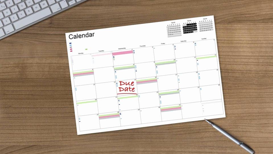 Calendar that I Can Edit Elegant How to Change the Default Calendar Alerts On Your Mac