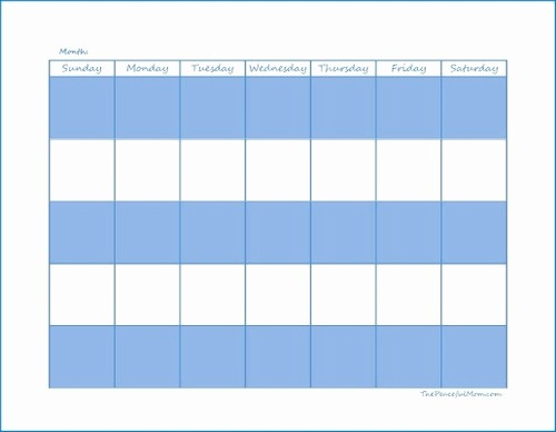 Calendar that I Can Edit Fresh Monthly Calendar Editable form Free Editable Calendar