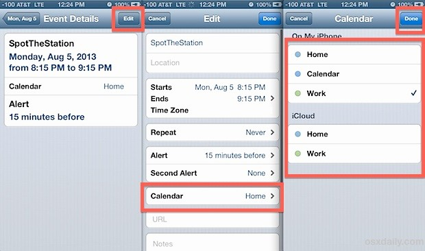 Calendar that I Can Edit Inspirational Use the Ios Calendar Smarter & Faster with these 5 Tips