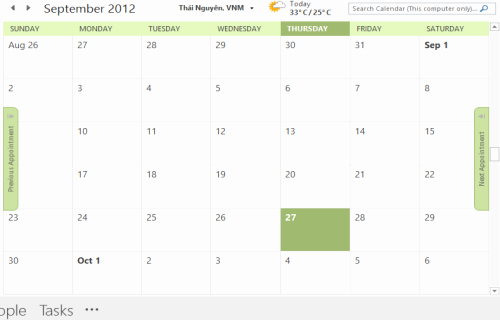 Calendar that I Can Edit Lovely Outlook Change the Calendar Color