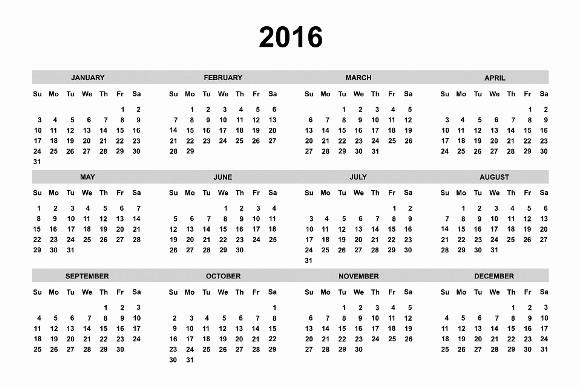 Calendario Anual 2017 Para Imprimir Best Of Modelos De Calendários 2016 Para Imprimir Mundodastribos