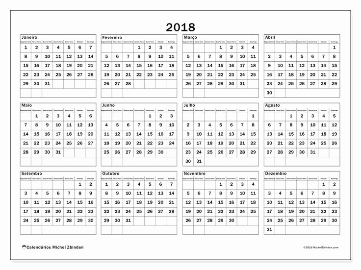 Calendario Anual 2017 Para Imprimir Unique Best 25 Calendario 2018 Ideas On Pinterest