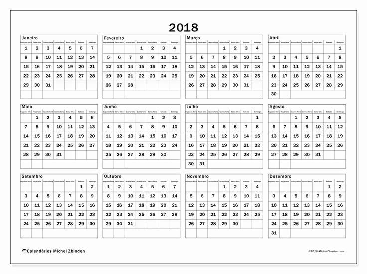 Calendario Anual 2017 Para Imprimir Unique Best 25 Calendario 2018 Ideas On Pinterest