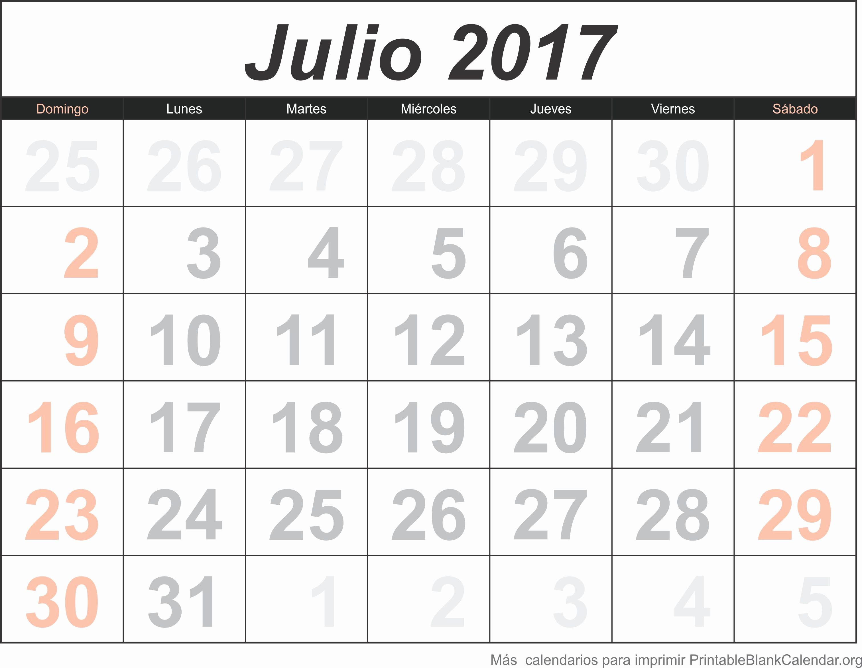 Calendario Diciembre 2017 Para Imprimir Best Of Julio Calendario 2017 Related Keywords Julio Calendario
