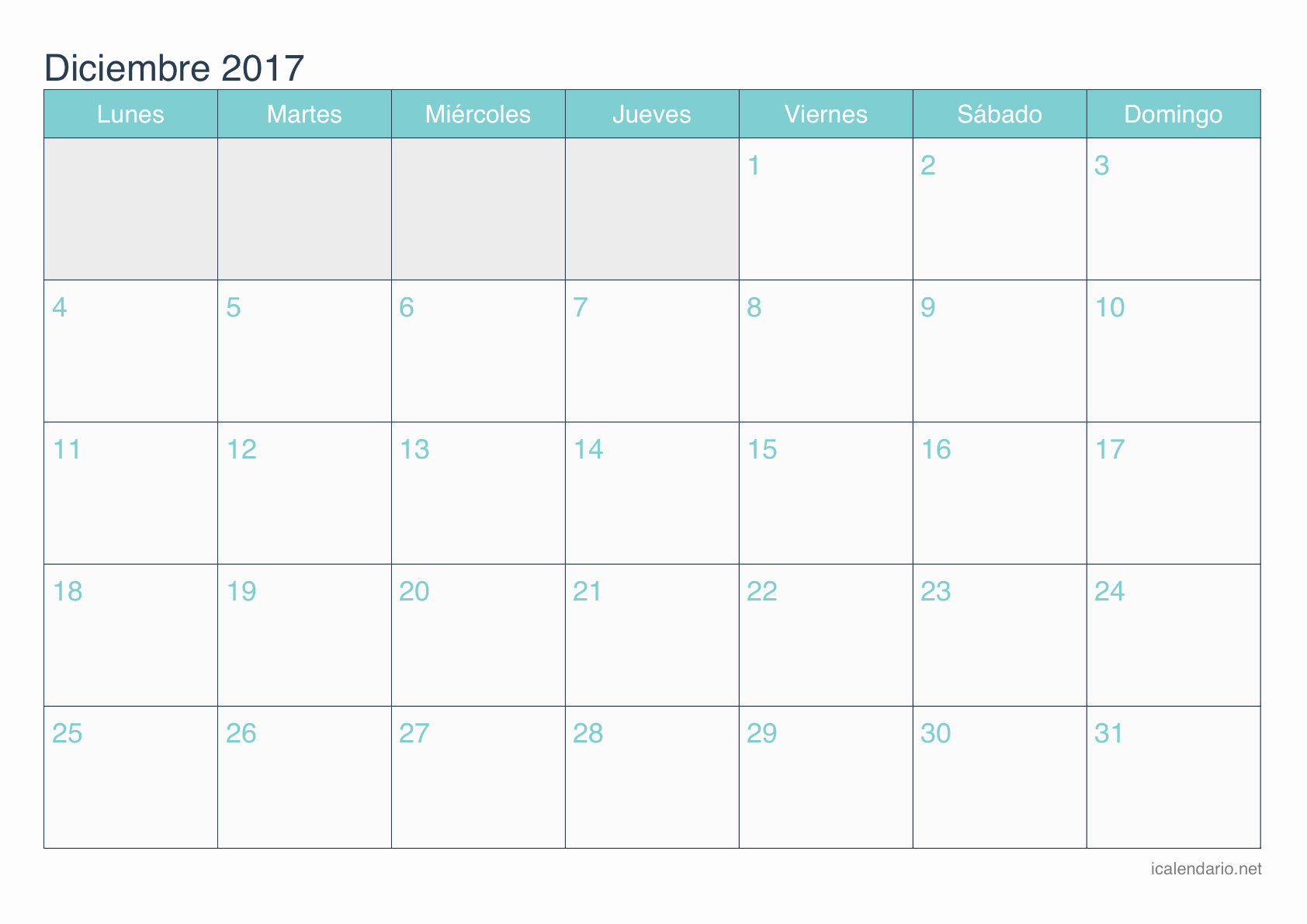 Calendario Diciembre 2017 Para Imprimir Fresh Calendario Noviembre 2016 Para Imprimir Related Keywords
