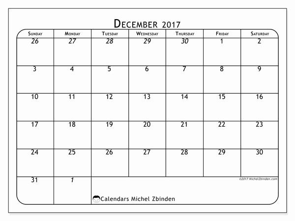Calendario Diciembre 2017 Para Imprimir Inspirational Calendar December 2017 67ss Michel Zbinden En
