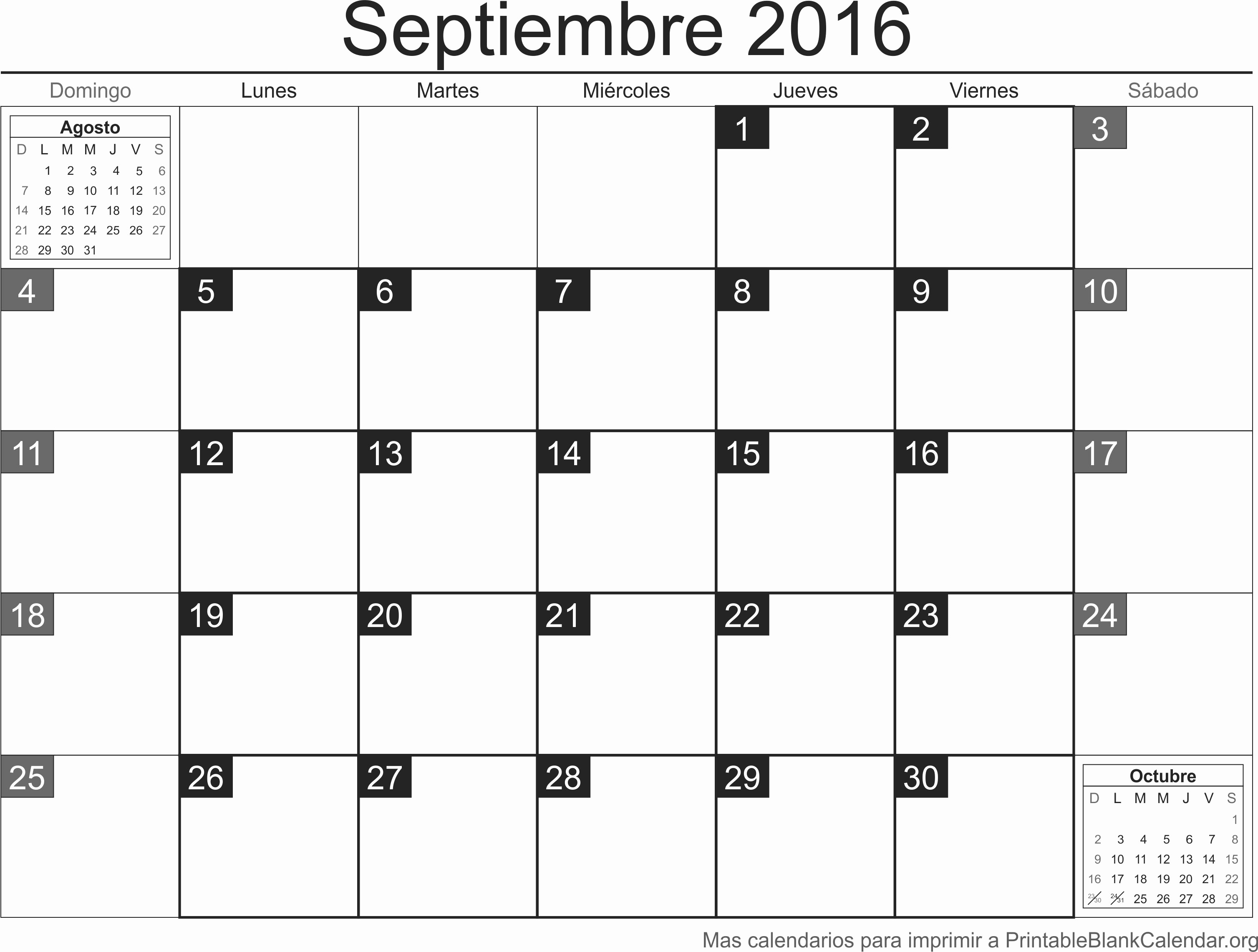 Calendario Diciembre 2017 Para Imprimir Inspirational Calendario 2016 Para Imprimir Septiembre Related Keywords