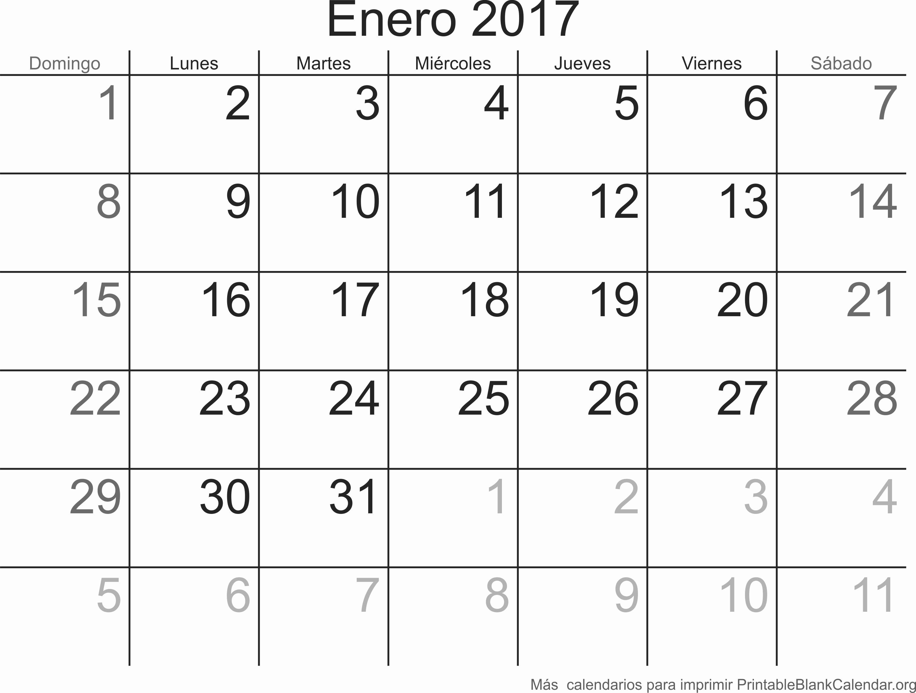 Calendario Febrero 2018 Para Imprimir Best Of Enero Calendario 2017 Related Keywords Enero Calendario