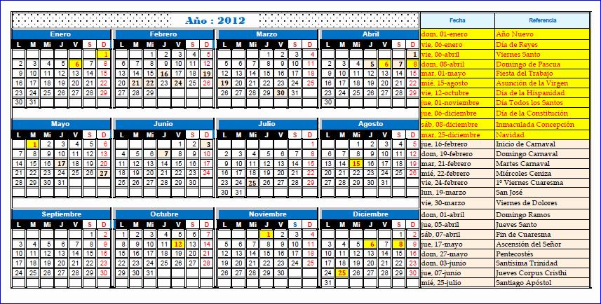Calendario Juliano 2017 Para Imprimir Awesome Calendario Juliano 2012 Para Imprimir Imagui