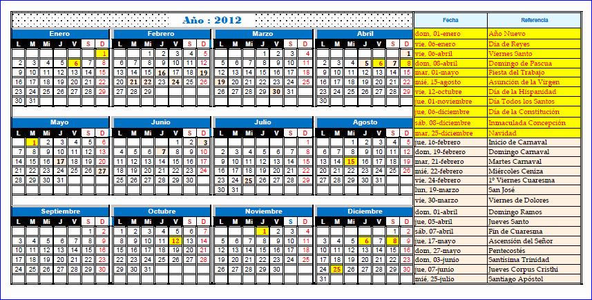 Calendario Juliano 2017 Para Imprimir Awesome Calendario Juliano 2012 Para Imprimir Imagui