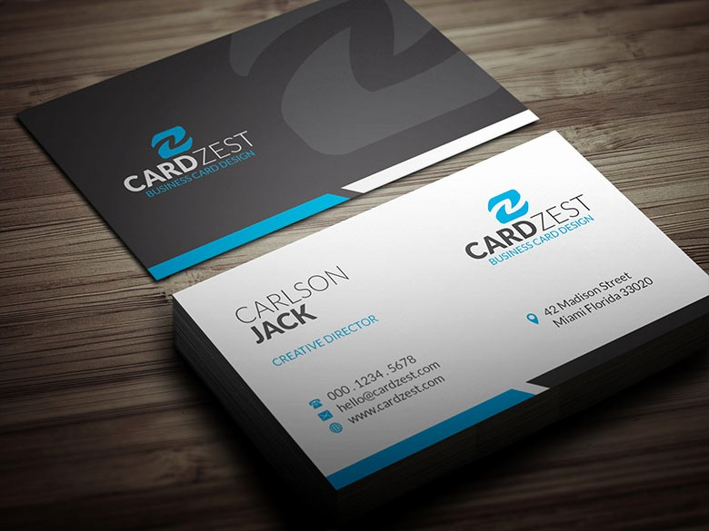 Calling Card Template Free Download Best Of 78 Business Card Templates Free Psd Design Ideas
