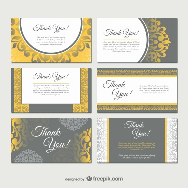 Calling Card Template Free Download Inspirational Damask Style Business Card Templates Vector