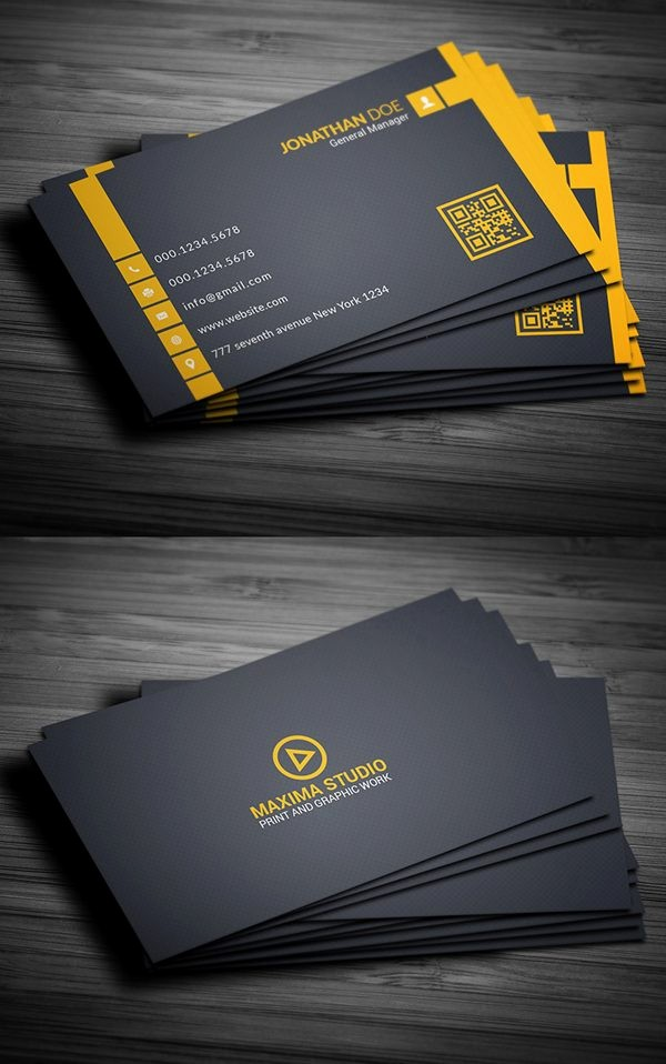 Calling Card Template Free Download Luxury Free Business Card Templates