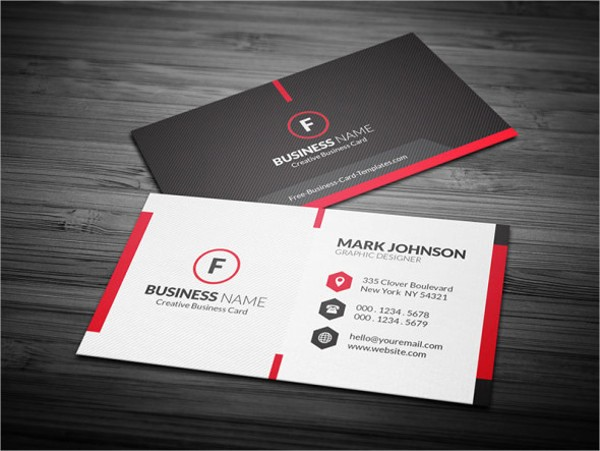 Calling Card Template Free Download New Free Printable Templates 10 Free Psd Vector Ai Eps
