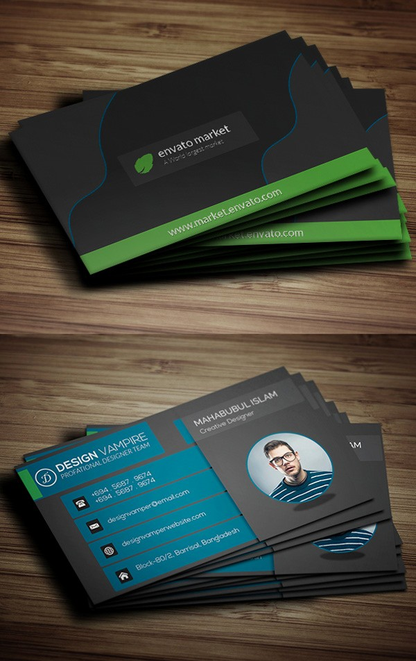 Calling Card Template Free Download Unique Free Business Cards Psd Templates Mockups