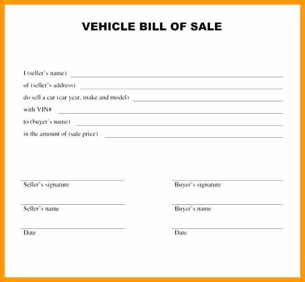 Car Deed Of Sale Pdf New Deed Motor Vehicle Doc Impremedia
