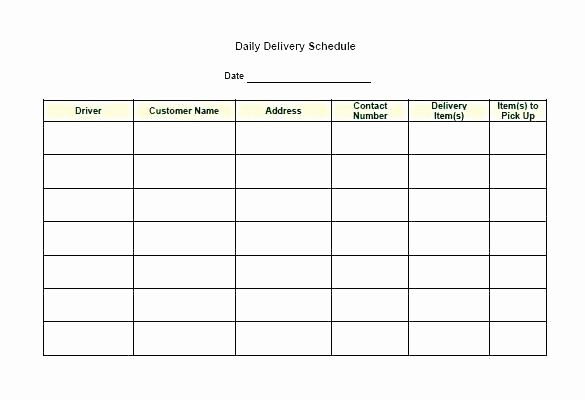 pick up schedule template inspirational summer camp daily schedule template pick up church carpool sign up sheet template pick up schedule template