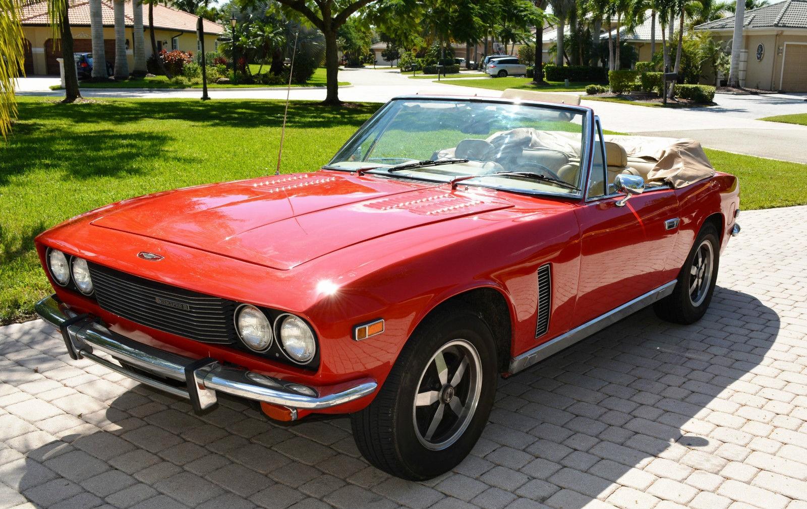 Cars Com Bill Of Sale Best Of 1976 Jensen Interceptor Convertible for Sale