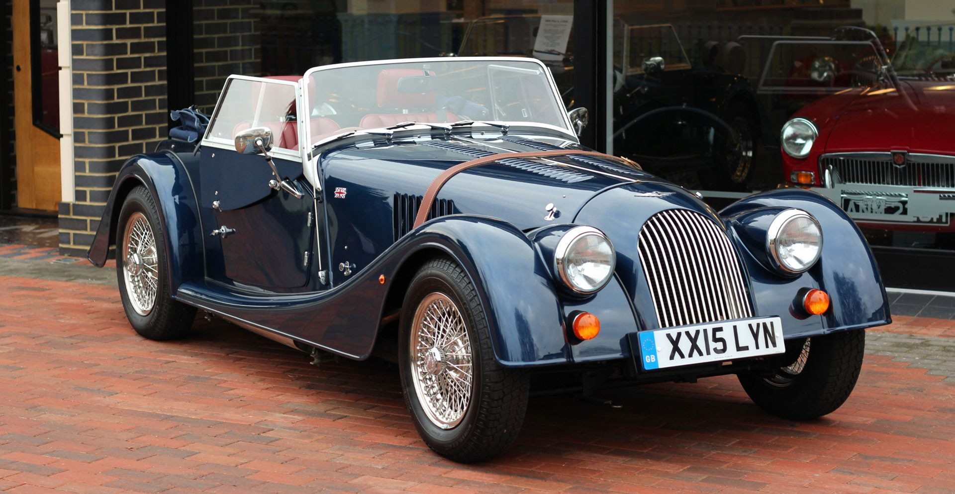 Cars Com Bill Of Sale Elegant Morgan Cars for Sale From Melvyn Rutter Ltd Morgan Main