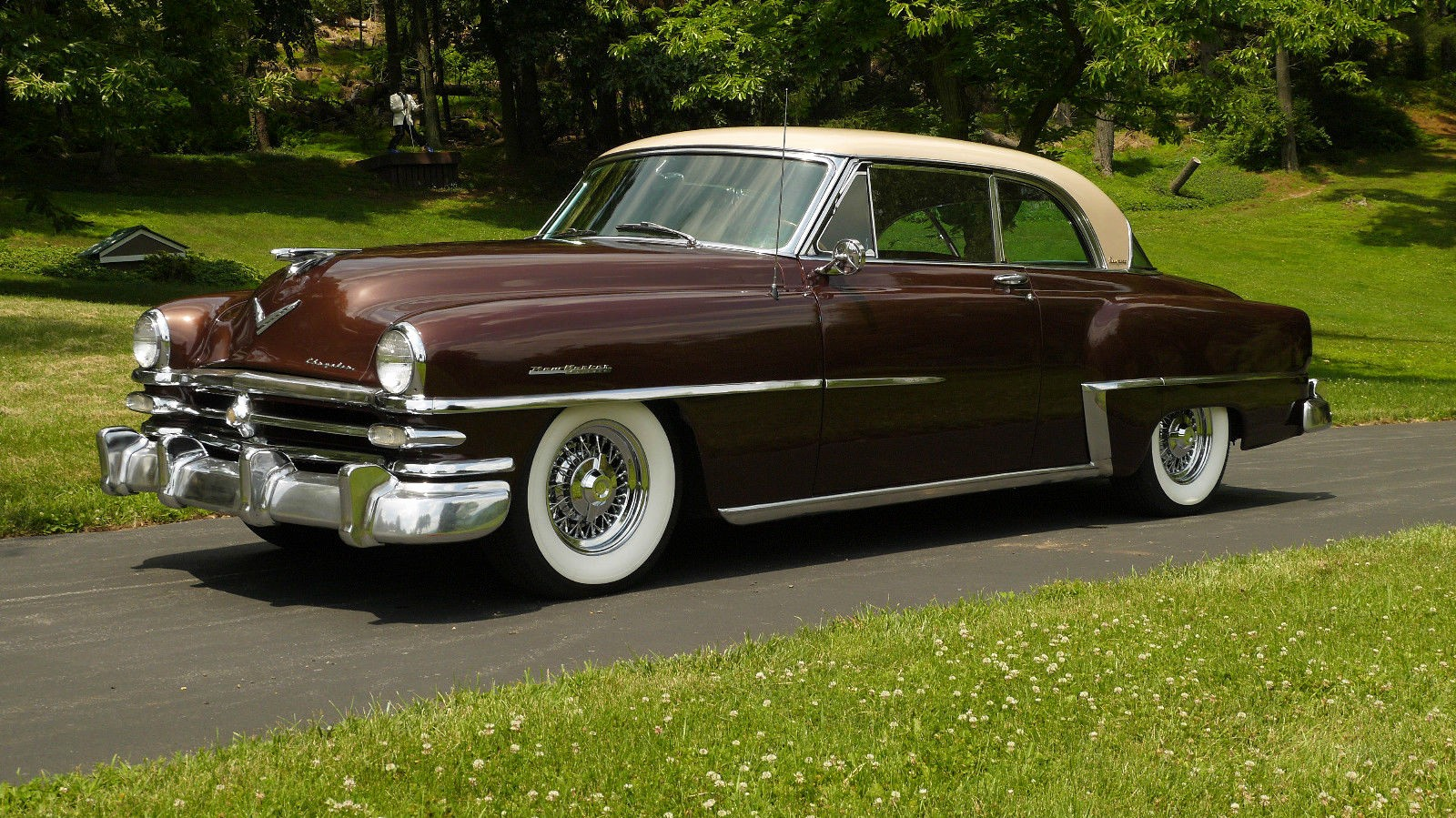 Cars Com Bill Of Sale New 1953 Chrysler New Yorker Newport Dodge Plymouth