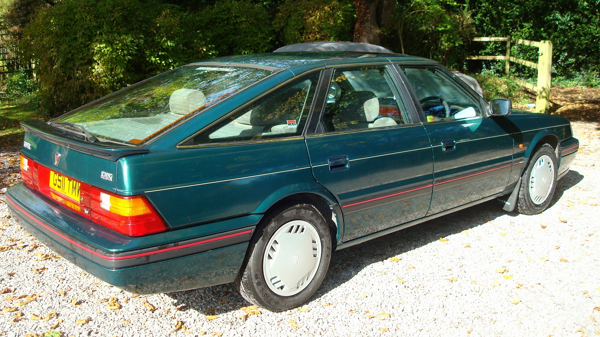 Cars Com Bill Of Sale New Rover 820si Fastback Series 1 Manual 44k Miles From New