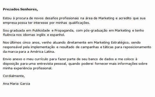 Carta De Apresentação De Empresa Unique Curiousguys2 Carta De ApresentaÇo Para Emprego Modelo