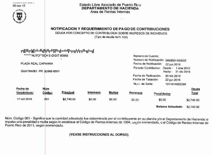 Carta De Cobro De Deuda Inspirational Arremeten Contra Secretario De Hacienda Por Enviar Cartas