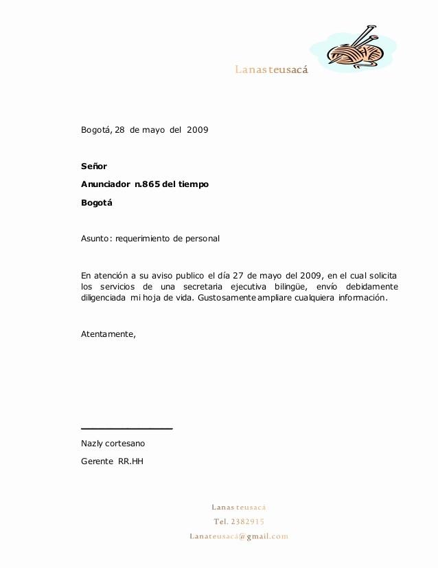 Carta De Cobro De Deuda Inspirational Modelo De Carta Notarial De Requerimiento De Pago Modelo