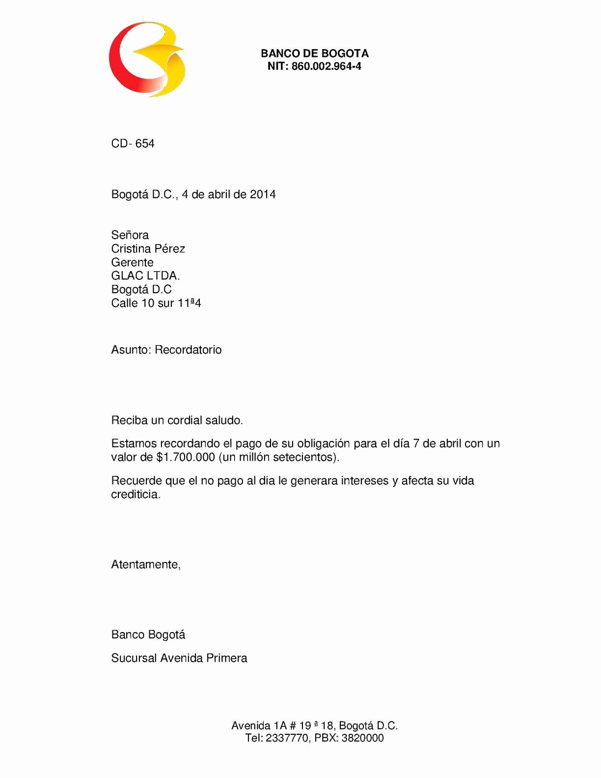 Carta De Cobro De Deuda Luxury Calaméo Cartas De Cobranza