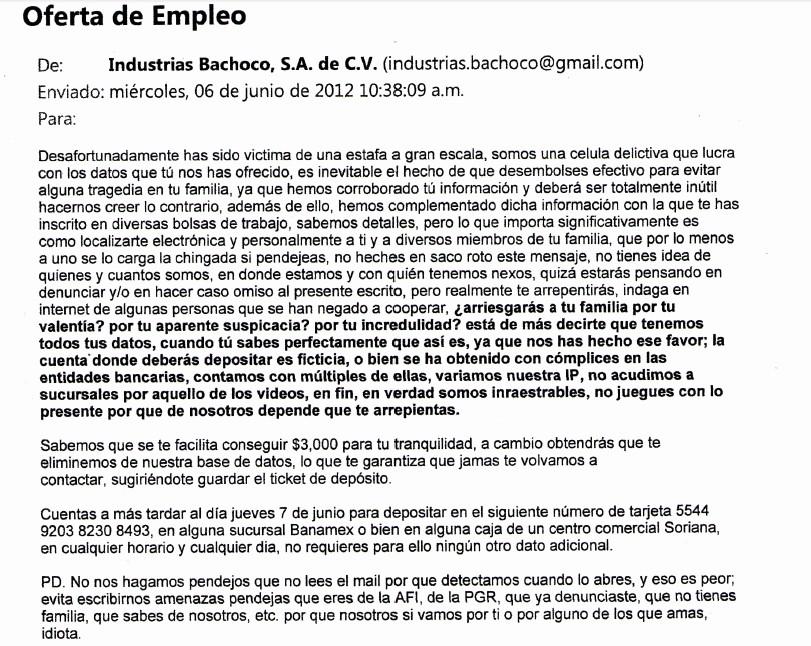 Carta De Oferta De Trabajo Best Of Ertas De Empleo En Cdmx Creditoiner