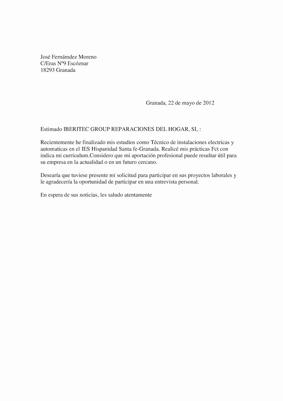 Carta De Oferta De Trabajo Fresh Mi Curriculum 5 Ofertas De Empleo Y Carta De Presentacion