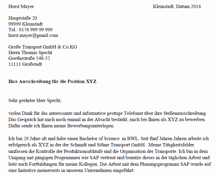 Carta De Oferta De Trabajo Inspirational Carta De Presentacion Aleman Oferta Trabajo