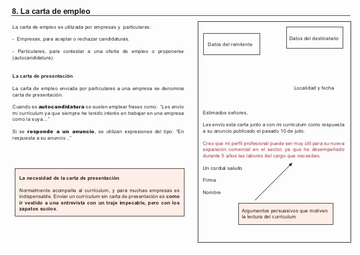 Carta De Oferta De Trabajo Unique Libro De Texto Fag V 2012
