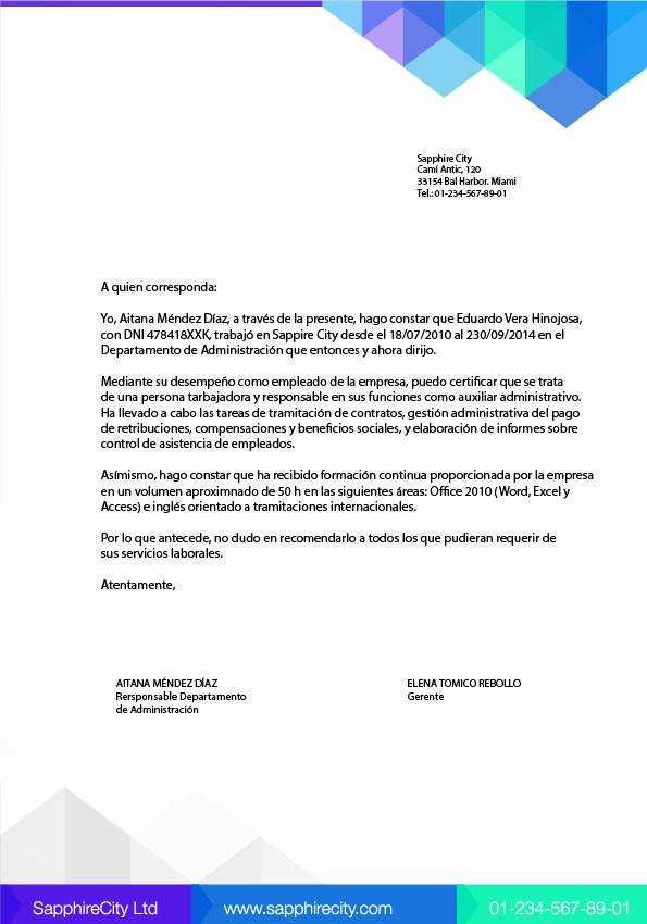 Carta De Recomendacion Para Estudiante Luxury Carta De Re Endacion Para Que Sirve Una Carta De