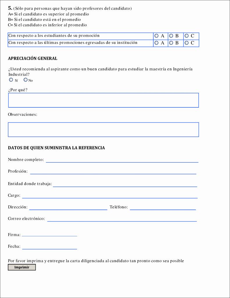 Carta De Recomendacion Para Estudiante Unique Carta De Re Endacion Para Que Sirve Una Carta De