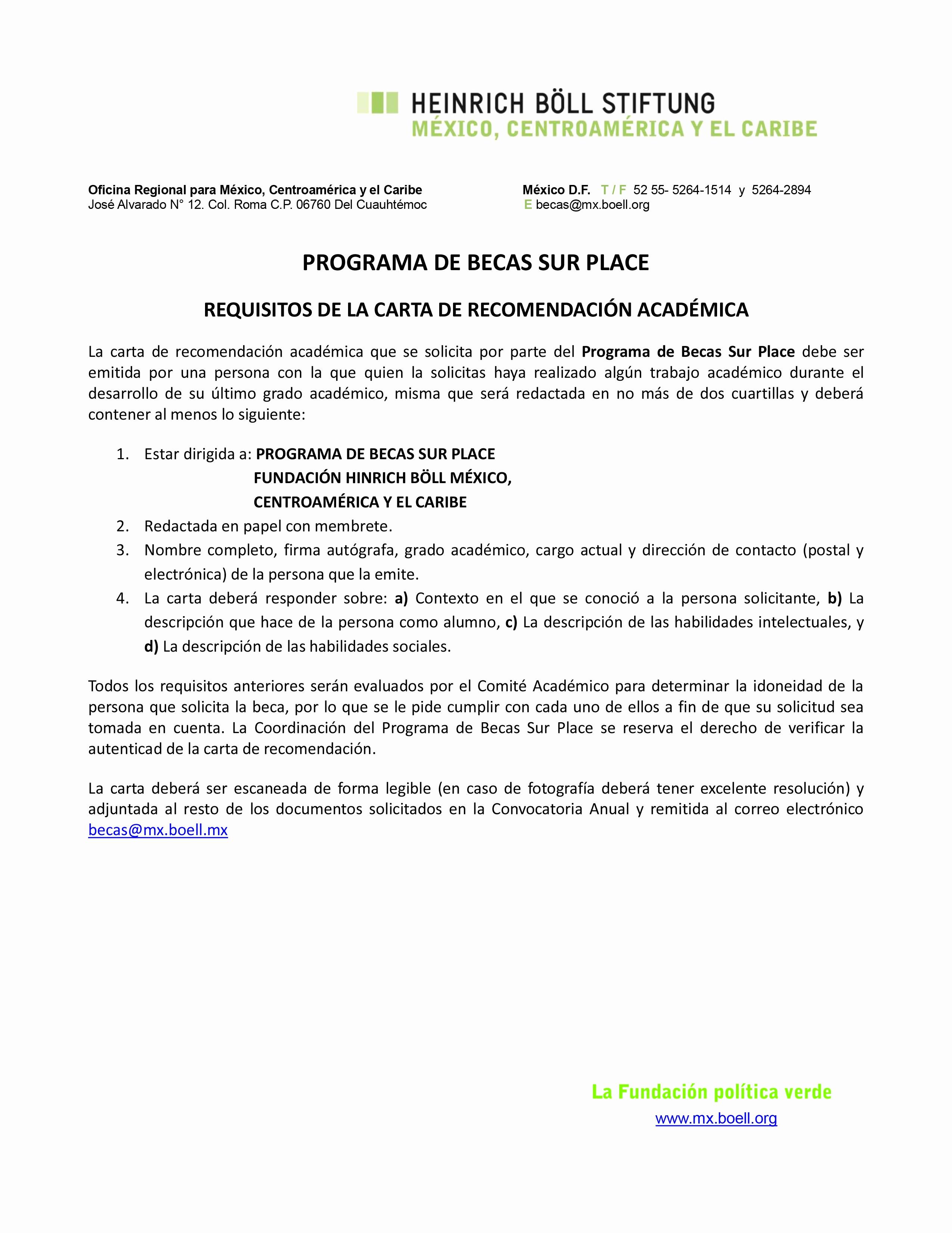 Carta De Recomendacion Para Estudiantes Fresh Requisitos Carta De Re Endación Académica