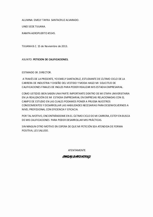 Carta De Recomendacion Para Estudiantes Unique P06 Carta De Re Endacion