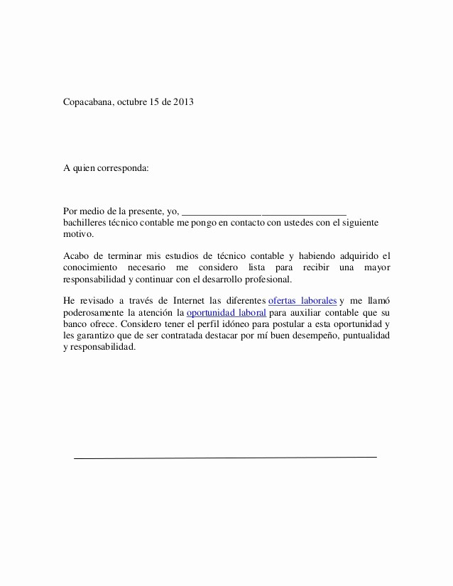 Carta De Recomendacion Para Trabajo Best Of Carta Para Empleo