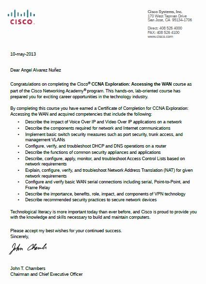 """Carta De Recomendacion Para Universidad Fresh Seguridad Informática """"a Lo Jabal """""""