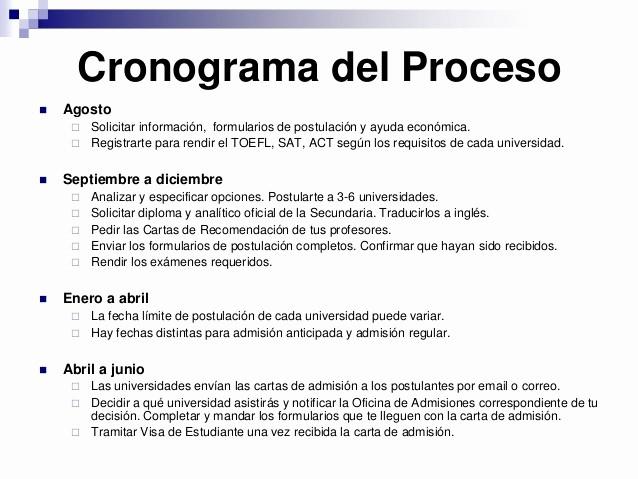 Carta De Recomendacion Para Universidad New Estudiando En Eeuu Oportunidades Para Alumnos Argentinos