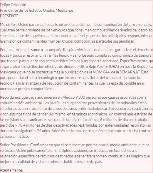 Carta Dirigida A Una Autoridad Awesome Carta formal Para El Presidente Ejemplos O Hacer