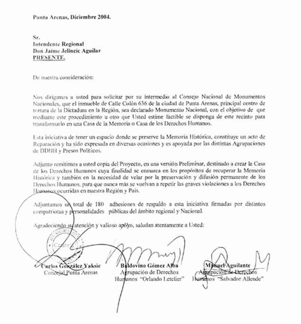 Carta Dirigida A Una Autoridad Awesome Carta
