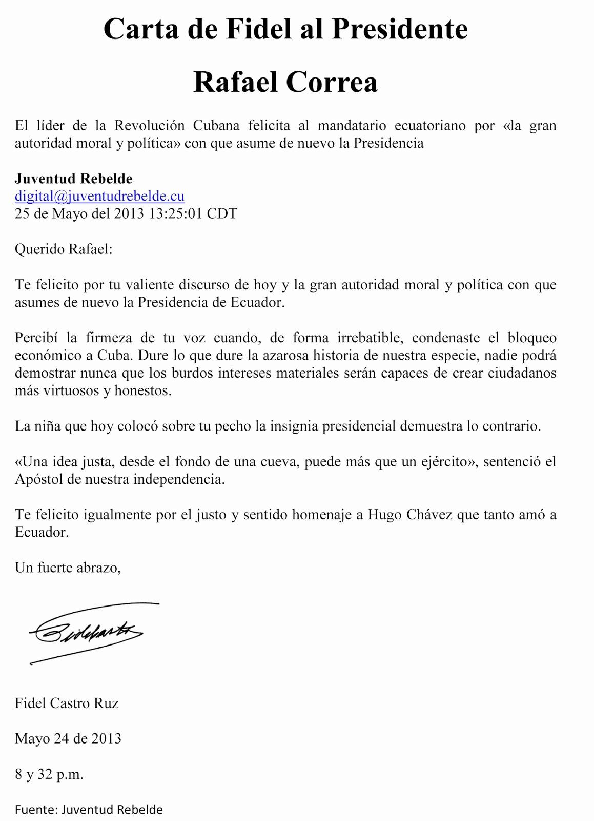 Carta Dirigida A Una Autoridad Beautiful Chávez Vive La Lucha Sigue Cartas